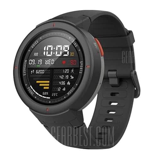 Xiaomi Amazfit VERGE – השעון החכם החדש של שיאומי במחיר היכרות – $168.15