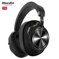 Bluedio T6  – אוזניות טובות ונוחות עם סינון רעשים אקטיבי – רק ב$36.99!