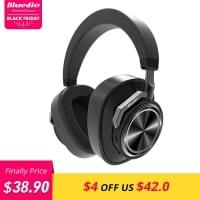 אוזניות Bluedio T6S – רק ב38.90$  (לפני קופונים כלליים!)