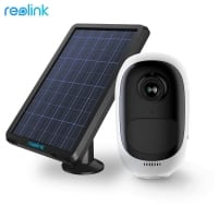 מחיר מדהים! מצלמות אבטחה של Reolink! – אפס חוטים! רק מתקינים וזה עובד! עמידות במזג אוויר, עם חיישן זיהוי תנועה, עם חיבור WIFI וענן וטעינה סולארית!