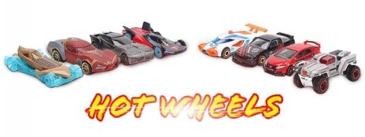 """מכוניות Hot wheels לילדים! 5 ב17 ש""""ח, ב 10 ב34ש""""ח!"""