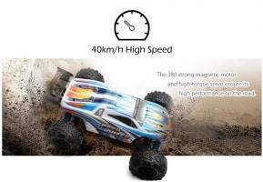 """PXtoys 9302 1:18 – מכונית על שלט 4WD מהירה! 40 קמ""""ש! רק ב159 ש""""ח עם משלוח מהיר!"""