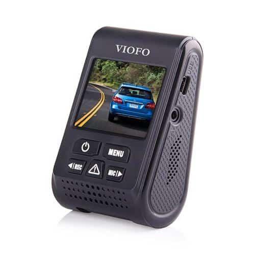 מצלמת הרכב המומלצת שלנו מתחת לרף המכס VIOFO A119 V2 כולל GPS