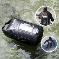1+1 חינם! תיק עמיד במים – 20 ליטר – לשמירה על חפצים – 3 צבעים לבחירה–  ב-9.99$ לזוג!