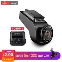 Junsun 4K – מצלמת הרכב האולטימטיבית? 4K, GPS, עמידה בחום, דו כיוונית ועוד – בלי מכס!