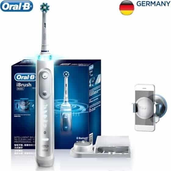 מברשת שיניים חשמלית – Oral-B iBrush9000 הפרארי של אורל בי! מתחת לרף המכס! רק 72$!