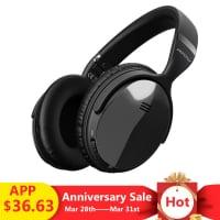 Mpow H5 – דור 2! מהאוזניות הכי נמכרות באמזון – עם סינון רעשים אקטיבי – במחיר הזול ביותר אי פעם!
