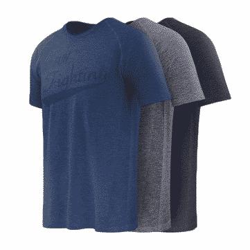 """חולצת Quick Dry לריצה וחדר הכושר מבית Xiaomi 90 fun! רק כ57 ש""""ח!"""