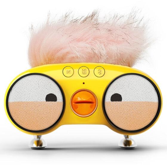 רמקול בלוטות' חמוווד! WooHoo chicken Bluetooth speaker