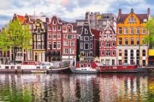 טיסות זולות לאמסטרדם, מאילת בהחל מ-39€ לכיוון ומתל אביב בהחל מ-75€ לכיוון