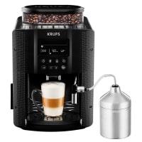 """אחרונה במלאי! מכונת קפה KRUPS אוטומטית רק ב1229 ש""""ח!"""