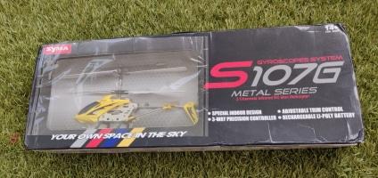 הגרלת Syma S107G רחפן מסוק במתנה!