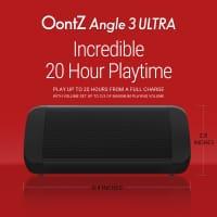 הכי זול שהיה! שני רמקולים OontZ Angle 3 Ultra בסטריאו מתחת לרף המכס + משלוח ישיר לארץ!