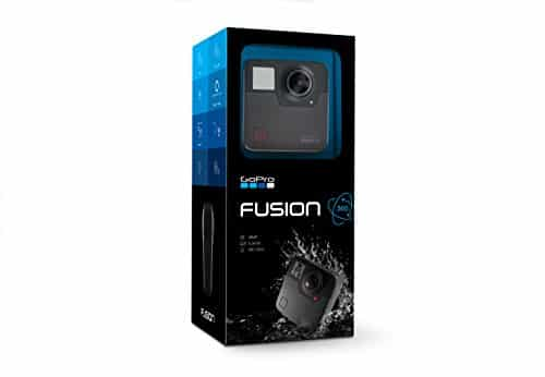 מכירת חיסול או טעות? מצלמת אקסטרים GoPro Fusion בהנחה ענקית!