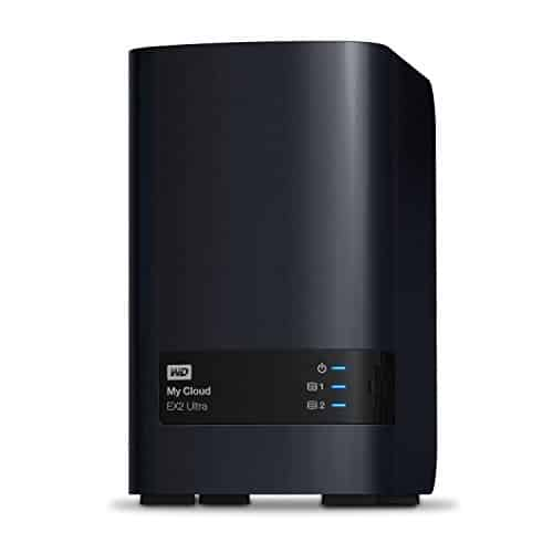 WD 8TB My Cloud EX2 Ultra – כונן גיבוי NAS במחיר של פעם באף פעם!