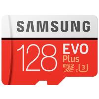 כרטיס זיכרון Samsung EVO Plus בנפח ענק – 128GB רק ב₪67!