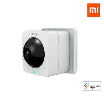 מצלמת אבטחה/רשת פנורמית חדשה של שיאומי – לתליה על הקיר/תקרה – xiaomi mijia xiaovv-1120s-a1 רק ב29.99$