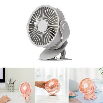 עופו על זה! Xiaomi Jordan & Judy Clip-On Fan – מאוורר חדש ומדליק של שיאומי במחיר בלעדי! רק 50שח!