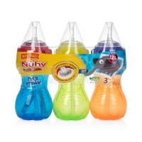 """3 בקבוקי פעוטות NUBY ב59 ש""""ח עד הבית! (ופחות אם קונים יותר/מצרפים למוצר אחר!)"""