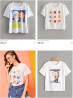 הקיץ כאן! מבחר T-Shirts לנשים עד ₪38