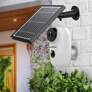 GUUDGO A3 – מצלמת אבטחה סולארית – ללא מכס!