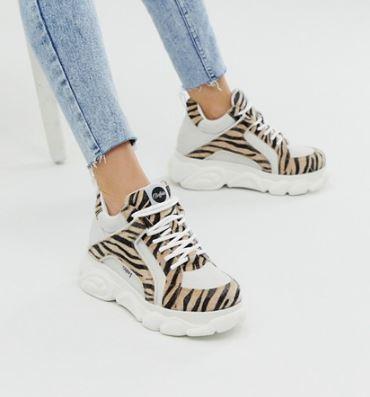 Buffalo | נעלי באפלו צ'אנקי ב₪259 בלבד!!! משלוח חינם!