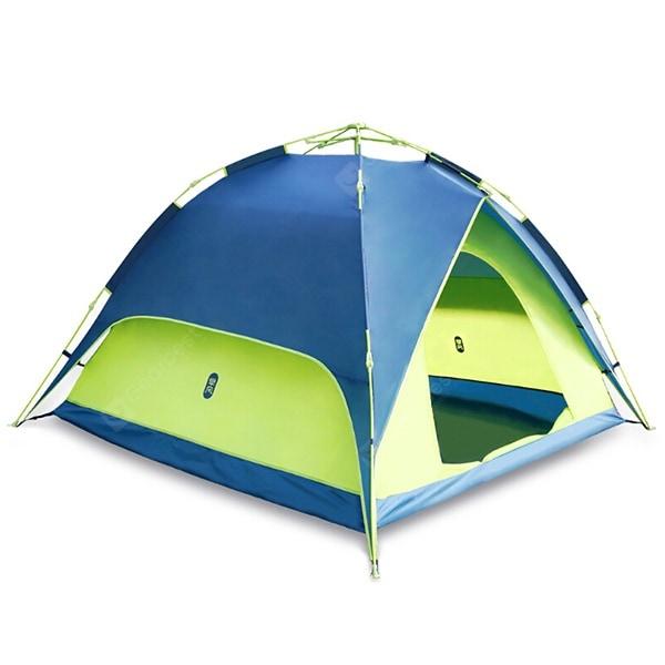 אוהל 'אוטומטי' מהיר של שיאומי בלי מכס! זה כדאי?