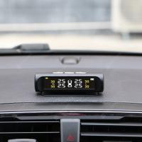 מערכת TPMS סולארית – חובה בכל רכב! לדעת מה מצב לחץ האוויר בצמיגים בכל רגע, לזהות פנצ'רים מהר, לחסוך דלק ובלאי ולשמור על עצמכם והרכב!