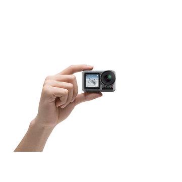 מצלמת האקסטרים החדשה של DJI! ה Osmo Action! עם מסך קדמי! רק ב$325.51