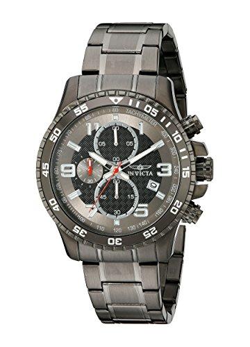 איזה מחיר! שעון כרונוגרף של Invicta ב-60$ עד הבית!