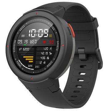 השעון החכם והיפיפיה של שיאומי – Xiaomi Amazfit Verge גרסא בינלאומית רק ב$118.99! (+אפשרות ביטוח מכס!)