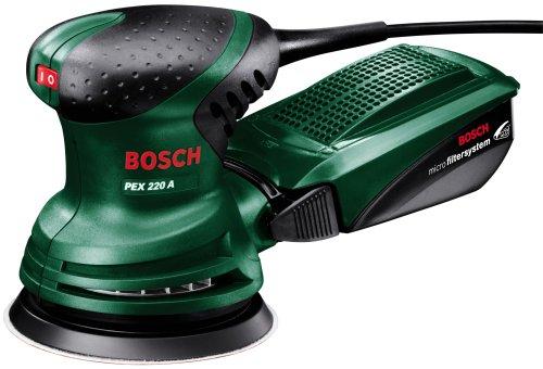 מלטשת Bosch PEX220A בוש ב₪193 בלבד! כולל משלוח!