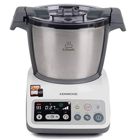 ה-KCOOK של קנווד! מעבד מזון שעושה הכל חוץ מלשטוף כלים :-) קוצץ, מבשל, מערבב, מאדה ועוד… רק ₪519! כולל משלוח עד הבית!