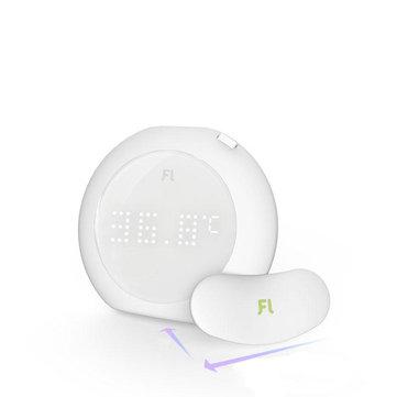 Xiaomi Fanmi – מדחום אלחוטי לתינוקות – מדידה רציפה + התראה באור וקול! רק 25.99$!