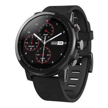 Xiaomi Amazfit Stratos 2 – השעון החכם הכי פופלארי עם הסוללה הכי טובה – גרסא בינלאומית רק ב$125.99 עם אפשרות ביטוח מכס!