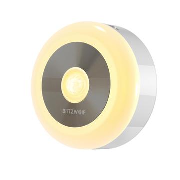 תאורה אוטומטית של בליצוולף – למסדרון, למזווה, למחסן, לשירותים, לחדר הילדים…רק ב5.99$!