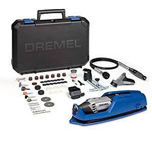 Dremel 4000 מולטיטול דרמל כולל 65 אביזרים ב₪492 כולל משלוח!