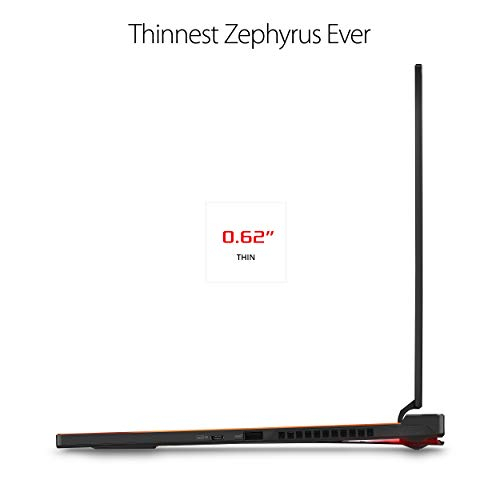 """כן! זה מחשב גיימינג חזק! ASUS ROG Zephyrus S Ultra Slim עם GTX1070! בארץ 11,000…מאמזון רק 5667 ש""""ח עד הבית!"""
