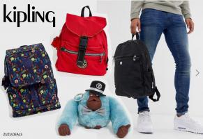 Kipling לקט תיקי גב קיפלינג במחירים מיוחדים ומשלוח חינם!