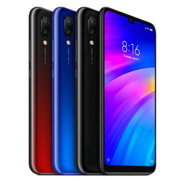 Xiaomi Redmi 7 3GB/32GB רק ב116.99$ עם אפשרות ביטוח מכס