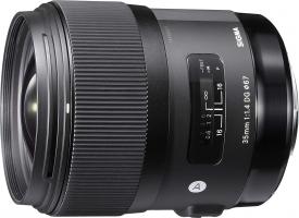 עדשה Sigma 35mm f1.4 DG HSM למצלמות Nikon