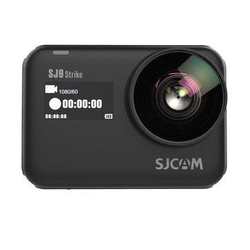 נעים להכיר! SJCAM SJ9 STRIKE החדשה! מצלמת אקסטרים עם ייצוב Supersmooth! רק 211$!