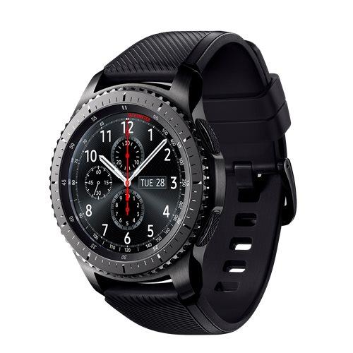 """מחיר בלעדי לסופ""""ש בלבד! שעון חכם Samsung Gear S3 Frontier – כולל משלוח ואחריות יבואן רשמי רק ב790₪!"""