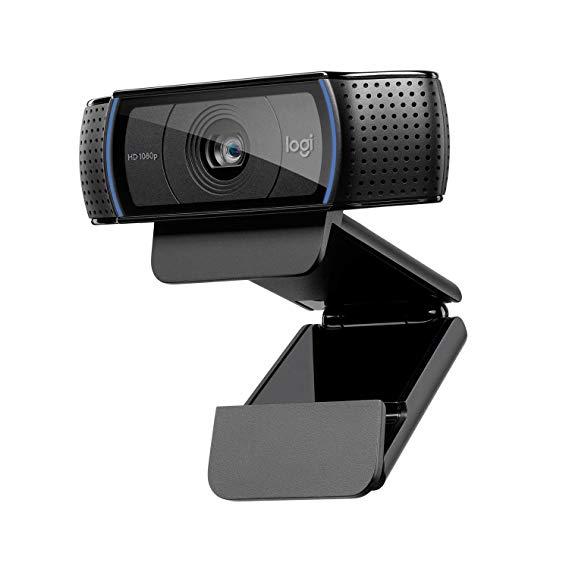 מצלמת רשת Logitech HD PRO WEBCAM C920