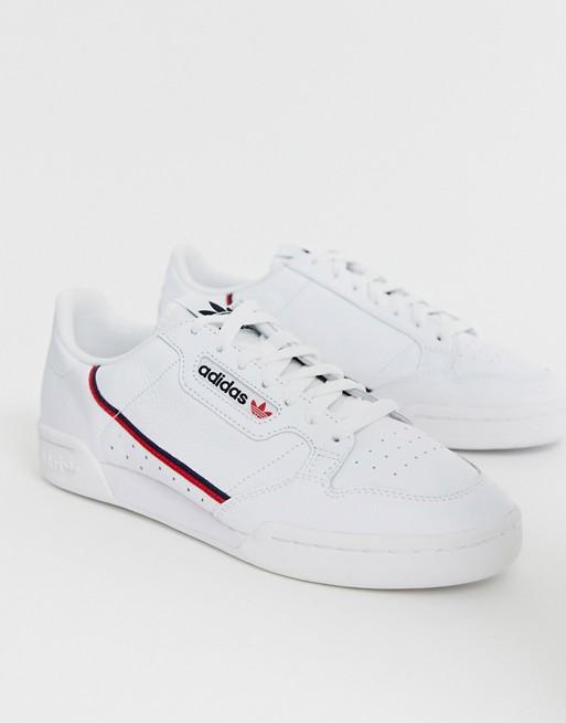 """מחיר עקיצה! נעלי אדידס קונטיננטל 80 בפחות מ-200 ש""""ח! כל המידות במלאי!"""