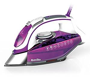מגהץ אדים מומלץ – Breville Press Xpress