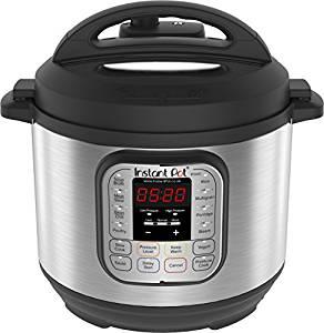 Instant Pot Duo V2 7-in-1 סיר בישול/ לחץ חשמלי חכם ב₪566 כולל משלוח!