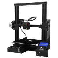 מדפסת התלת מימד הכי נמכרת ברשת Creality 3D Ender-3 במחיר מעולה!