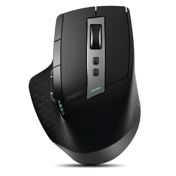 """Rapoo MT750S – עכבר לייזר – בלוטות' איכותי ב88 ש""""ח!"""