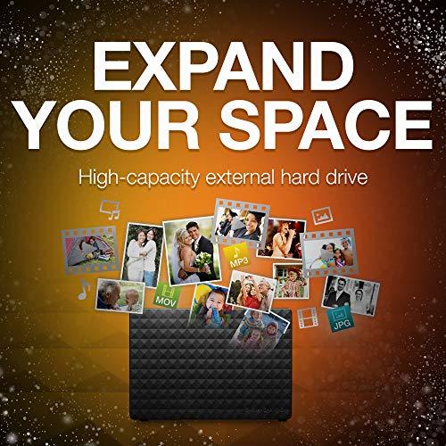 """ללא מכס! כונן גיבוי במחיר משובח במחיר נדיר! Seagate Expansion Desktop 4TB – רק ב293 ש""""ח מאמזון!"""